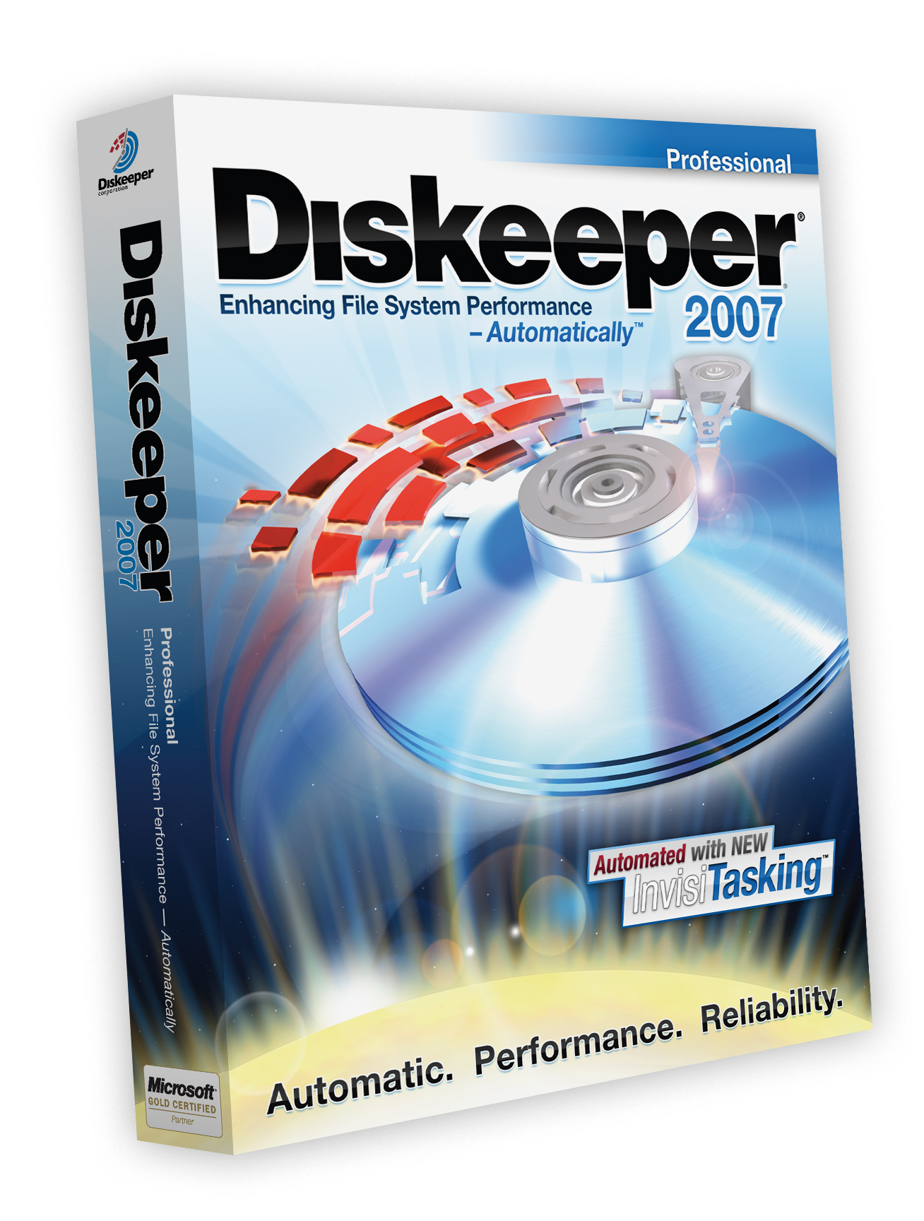 Diskeeper 2011 Pro Premier / Enterprise Server v15.0.951 *AGAiN* Eng